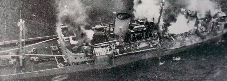 Největší hrdinství Čechoslováků ve druhé světové válce? Potopení lodi Alsterufer v Atlantiku