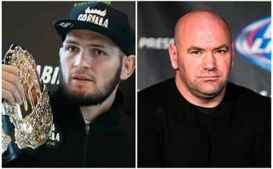 Největší MMA organizace světa kvůli koronaviru ruší 3 turnaje. Co bude se zápasem Nurmagomedov vs. Ferguson?
