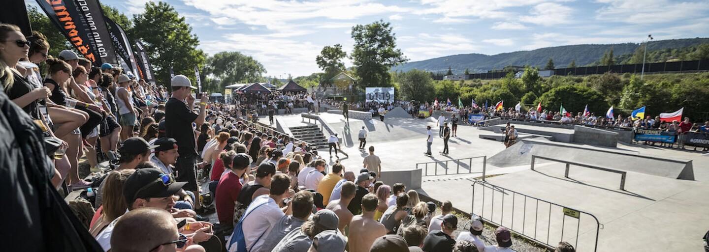 Největší skateboardoví profíci ukáží své umění v sobotu v Berouně. Vystoupí také Pil C nebo Rest