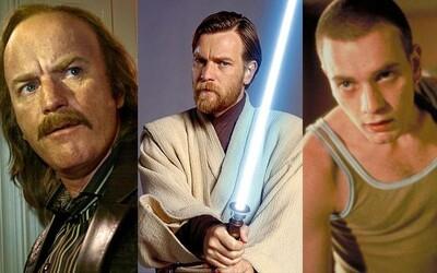 Největší skotská filmová hvězda od dob Seana Conneryho. I takto bývá označován charismatický Ewan McGregor alias Obi-Wan Kenobi