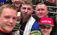 Největší událost českého MMA: Jedeme zvítězit, říká Procházkův trenér Martin Karaivanov (Rozhovor)