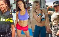 Nejvíce fit ženy na Instagramu #13: Policejní speciál