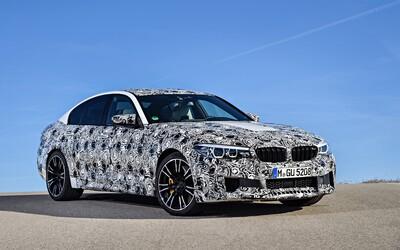 Nejvýkonnější a nejrychlejší BMW M5 v historii odhaluje svou vskutku revoluční techniku