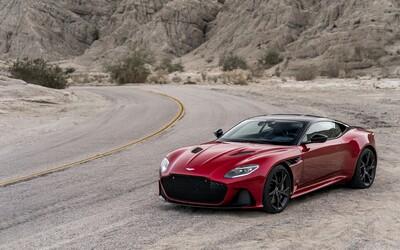 Nejvýkonnější Aston Martin v historii zaujme nejen V12, ale i výtečným designem