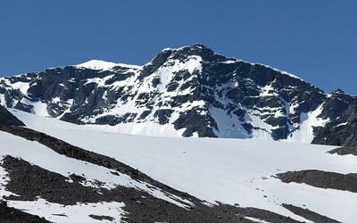 Nejvyšší vrchol Švédska již není nejvyšší. Vlivem globálního oteplování roztál