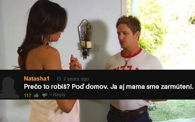 Nejzábavnější komentáře na PornHubu dokáží být lepší než samotné video. Cizí lidé si tam zvládají promluvit i vyřešit své problémy