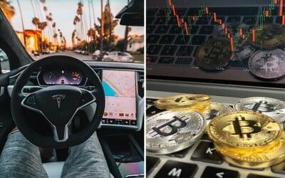 Někdo si už před lety koupil Teslu za 91 Bitcoinů. Dnes by z nich měl 4,4 milionu dolarů