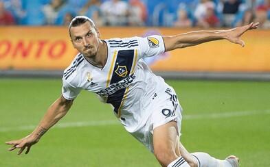 Nemakal jsem celou kariéru, abyste mě srovnávali s hráčem z MLS. Ferrari a Fiat se nedají srovnat, řekl Ibrahimović