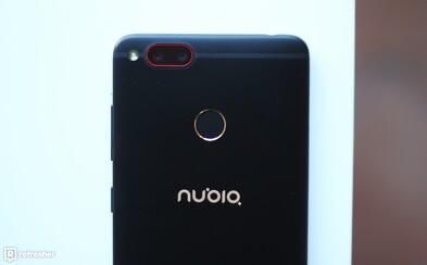 Nemáš veľký rozpočet, no chceš poriadny smartfón? ZTE Nubia Z17 mini potom čaká iba na teba (Recenzia)