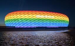 Němci chtějí v zápase proti Maďarsku osvětlit stadion v barvách duhy. Reagují tak na Orbánův anti LGBT+ zákon
