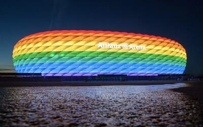 Nemci chcú v zápase proti Maďarsku osvetliť štadión vo farbách dúhy. Reagujú tak na Orbánov zákon proti LGBT+