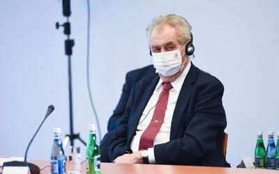 Němcová: Zeman je zrádcem naší země, patří k nejodpudivějším figurám