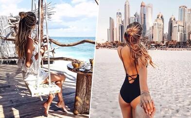 Nemecká blogerka je ikonou na Instagrame. Spolupracuje so svetovými módnymi značkami a jej prácou je zdieľať svoj životný štýl