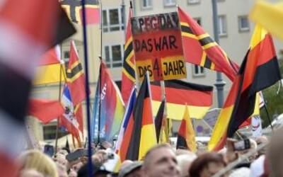 Nemecké mesto Drážďany je v stave pohotovosti: Bojujú s pravicovým extrémizmom a protižidovským hnutím, situácia je vraj krízová