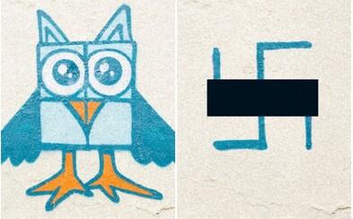 Nemeckí sprejeri bojujú s neonacistami po svojom. Hákové kríže v okolí Berlína menia na nevinné obrázky