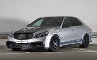 Nemecký tuner spravil z E 63 AMG najvýkonnejší a najrýchlejší cestný Mercedes planéty!