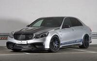 Německý tuner udělal z E63 AMG nejvýkonnější a nejrychlejší silniční Mercedes planety!