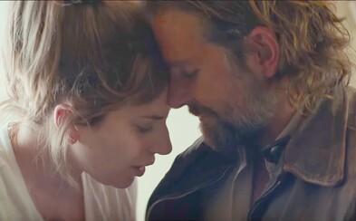 Neodolateľná Lady Gaga v A Star Is Born od Bradleyho Coopera dokazuje, že nás čaká romantická dráma roku