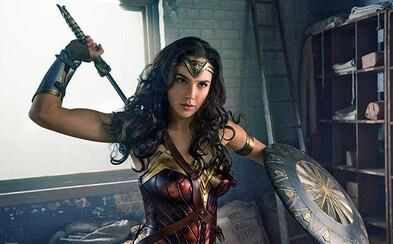 Neohrozená Amazonka Wonder Woman na prvých oficiálnych obrázkoch z blížiacej sa sólovky