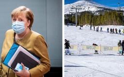Neotvárajte lyžiarske strediská, presviedča Nemecko štáty EÚ. Matovič už avizoval, že o lyžovačke môžeme len snívať