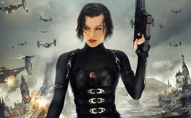 Nepamätáte si, čo sa udialo v predošlých dieloch Resident Evil? Mila Jovovich vám to v krátkom videu skvele zrekapituluje