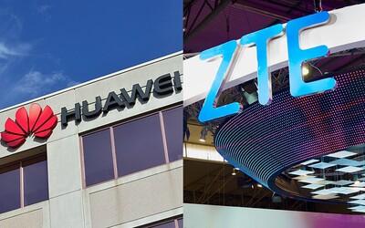 Nepoužívejte zařízení Huawei a ZTE, varuje Národní bezpečnostní úřad. Představují závažnou hrozbu