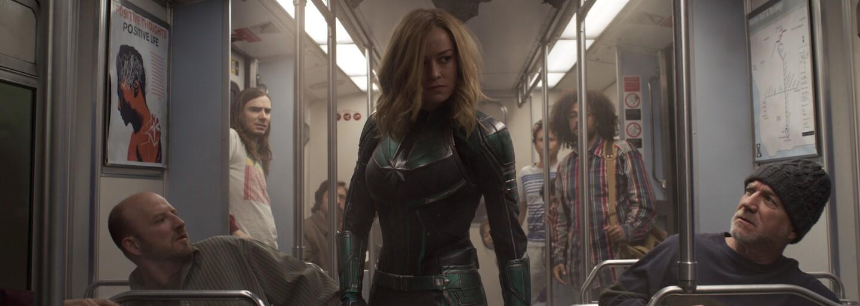 Neprajníci chceli potopiť Captain Marvel negatívnou kritikou. Rotten Tomatoes zrušilo pridávanie komentárov pred premiérou
