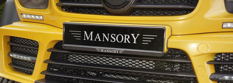 Neprehliadnuteľné 840-koňové monštrum, to je G 63 AMG 6x6 od Mansory za viac ako 600-tisíc €!
