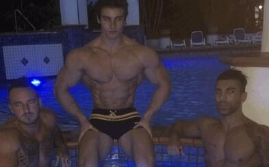 Nepríjemné faux-pas fitnesáka Jeffa Seida, ktorý sa pohral s fotkou vo Photoshope