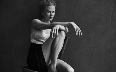 Neretušované Nicole Kidman, Lupita Nyong'o či Uma Thurman upozorňujú na prirodzenú krásu v kalendári Pirelli 2017