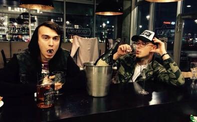 Nerieš: Duo talentovaných raperov s vycibrenými textami, chorým flowom a dokonalým citom pre hudbu