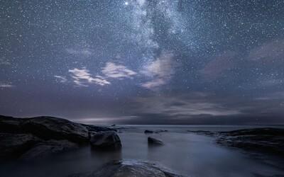 Neskutočná nočná obloha vo Fínsku #2