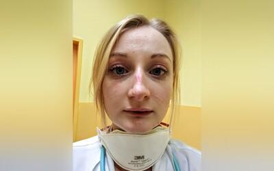 Nespíme, nejíme, telefon zvoní nepřetržitě, píše lékařka z Nemocnice na Bulovce. Přečti si, jakým podmínkám kvůli koronaviru čelí