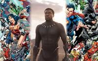 Nespokojní fanúšikovia DC plánovali hromadne znižovať hodnotenia Black Panthera na Rotten Tomatoes. Facebook ich ale zrušil