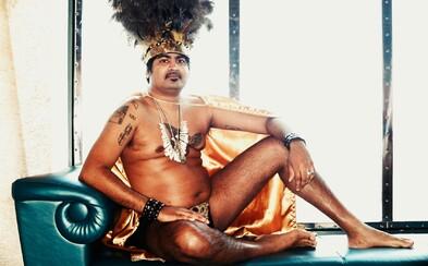 Nespútaný excentrik King Khan prinesie do Tabačky garážový soul