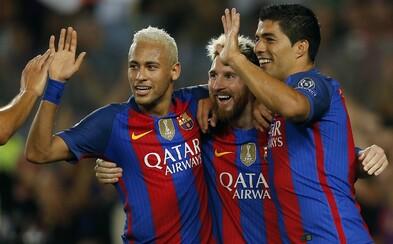 Nešťastný Neymar sa chce vrátiť do Barcelony. Katalánsky veľkoklub by sa však musel buchnúť po vrecku