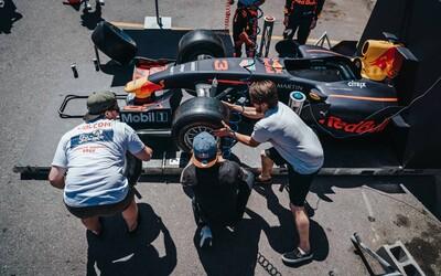 Nestihol si vidieť monopost F1 od Red Bullu? Tentoraz budeš mať možnosť ho nielen odfotiť, ale aj prezuť!