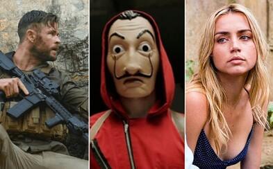 Netflix: 10 nejočekávanějších filmů a seriálů v dubnu