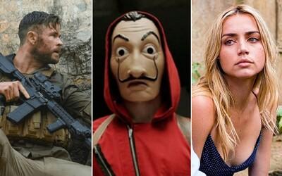 Netflix: 10 najočakávanejších filmov a seriálov v apríli