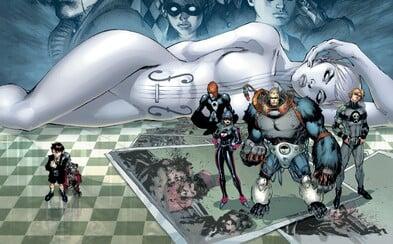 Netflix chystá adaptáciu originálneho komiksu The Umbrell Academy o rodine superhrdinov, ktorí sa snažia odhaliť záhadnú smrť svojho otca