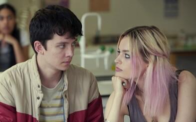 Netflix dal zelenú 2. sérii skvelého Sex Education