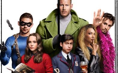 Netflix dal zelenú 2. sérii The Umbrella Academy. Premiéra nás čaká začiatkom roka 2020