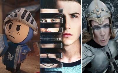 Netflix, HBO a iné streamovacie platformy v júni: na aké filmy a seriály sa tešíme najviac?