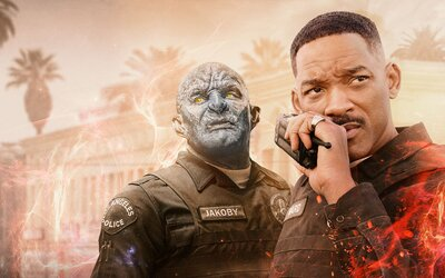 Netflix natočí Bright 2. Will Smith se do akčního a zdrogovaného fantasy světa rád vrátí