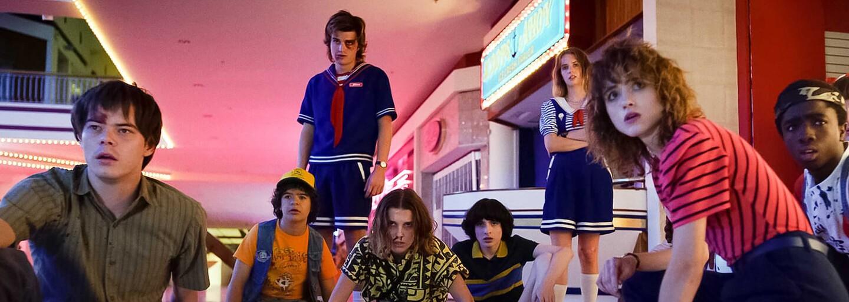 Netflix potvrzuje 4. sérii Stranger Things krátkým videem. Opouštíme Hawkins