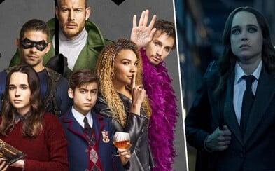 Netflix prozradil datum premiéry 2. série The Umbrella Academy. V traileru jsou herci v karanténě