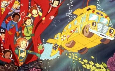 Netflix prinesie ďalšie dobrodružstvá z obľúbeného seriálu Čarovný školský autobus, ktorý nás od mala učil vede