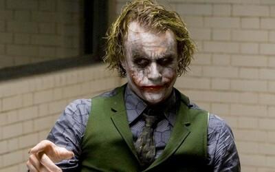 Netflix prohlásil Ledgerova Jokera za nejlepšího záporáka všech dob