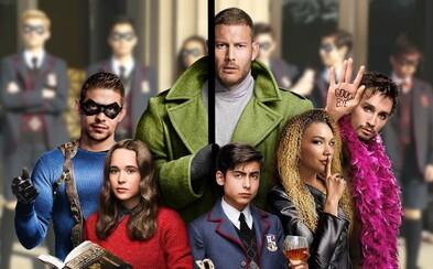 Netflix už natáča 2. sériu superhrdinského seriálu The Umbrella Academy