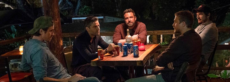Netflix v březnu vydá kvalitnější verzi Expendables s mladšími herci a napínavější akcí